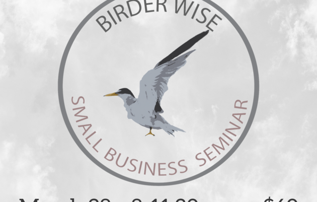 """Birder Wise"" Small Business Seminar"