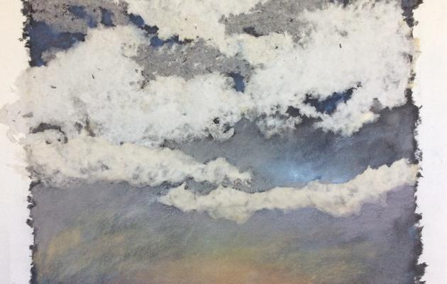 "Art Gallery Welcomes ""Cloud Music"" by Joey Rice"