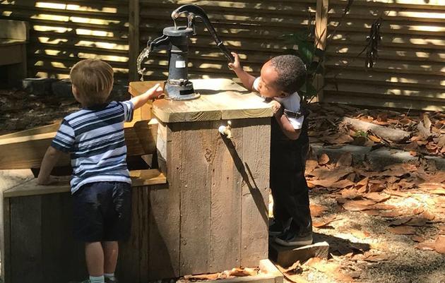 Children's Nature Discovery Garden