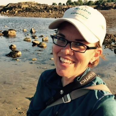 Erin Parker, Programs Manager