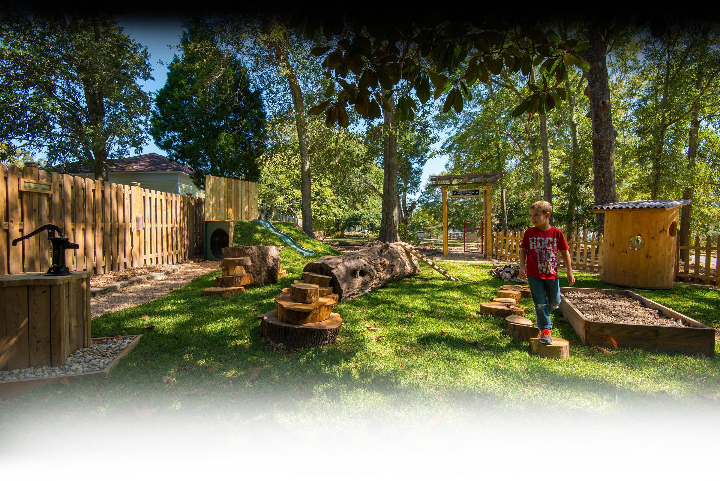 childrens nature discovery garden - Dicovery Garden